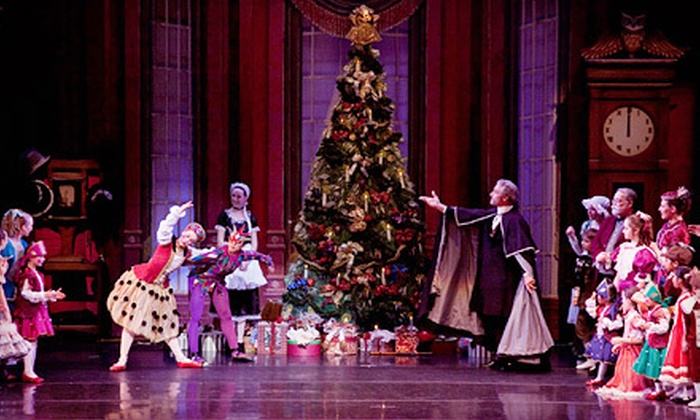 "Tuzer Ballet Company Presents ""The Nutcracker"" - Charles W. Eisemann Center: Tuzer Ballet Company's ""The Nutcracker"" at Eisemann Center on Saturday, December 22, at 2 p.m. or 7 p.m. ($40 Value)"