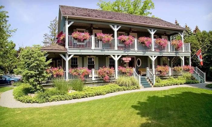 WeatherPine Inn - Niagara On The Lake: Two- or Three-Night Stay at WeatherPine Inn in Niagara-on-the-Lake, ON