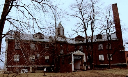Ghost Hunt or Historical Tour for Two at Rolling Hills Asylum (48% Off). Seven Dates Available.