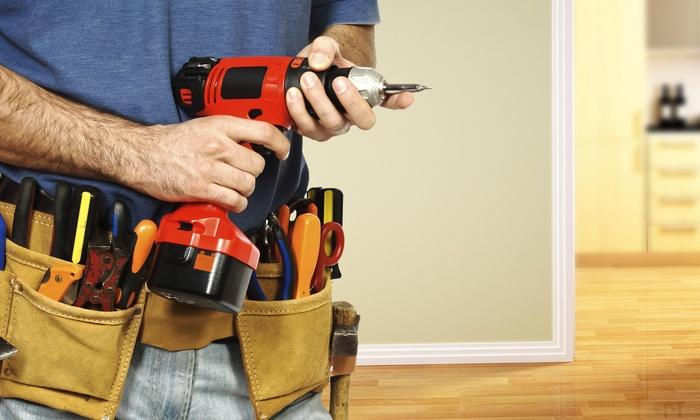 Schepker Home Improvements, LLC dba Wildwood Home Improvements - St Louis: Six Hours of Handyman Services from Wildwood Home Improvements (39% Off)