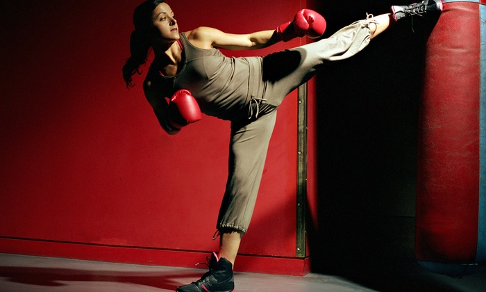 Grizzly Cage - Northeast Calgary: C$49 for One Month of Unlimited Kickboxing Classes at Grizzly Cage (C$160 Value)