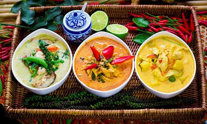 Sang Thai Restaurant - Port Coquitlam: $15 for $30 Worth of Pan-Asian Cuisine at Sang Thai Restaurant