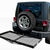 Hitch Haul Wide Cargo Carrier