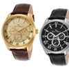 Lucien Piccard Odessy Men's Multifunction Watches