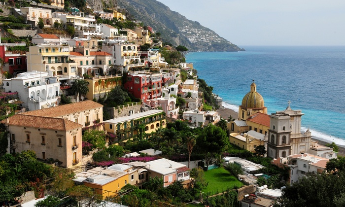 Italy Vacation with Airfare and Car Rental from Great Value Vacations - Castellammare Di Stabia, Italy: ✈ 8-Day Italy Vacation with Airfare from Great Value Vacations. Price per Person Based on Double Occupancy.