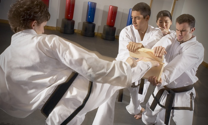 Marti Martial Arts Academy - Bedford Hills: Two Weeks or One Month of Karate Classes with Introductory Course at Marti Martial Arts Academy (Up to 63% Off)