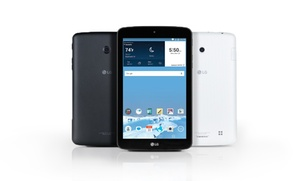 LG G Pad 7.0 8GB Tablet with Free 4G LTE Data from FreedomPop