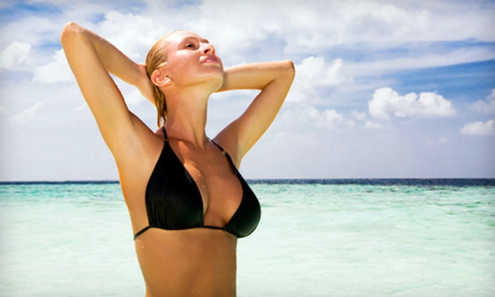 Paradise Tan - Seaside: Tanning Sessions at Paradise Tans (Up to 68% Off). Two Options Available.