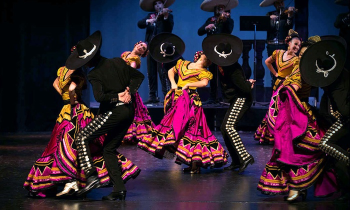 Grandeza Mexico - A Tribute to Mexico  - Crest Theatre: Grandeza Mexicana – A Tribute to Mexico (Saturday, September 5 at 7:30 p.m.)
