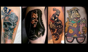 Chroma Tattoo: Up to 57% Off Customized Tattoo Services at Chroma Tattoo