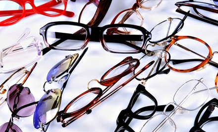 $15 for $200 Toward Prescription Glasses and Sunglasses at Eyes on 34th