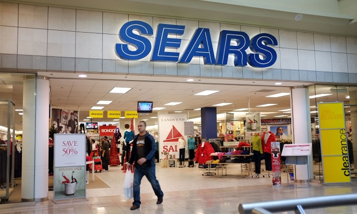 Sears - Victoria: $10 for $20 Worth of Apparel, Footwear, Home, and Jewelry Products at Sears