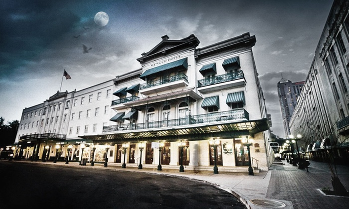 null - Corpus Christi: Stay at Menger Hotel in San Antonio, TX