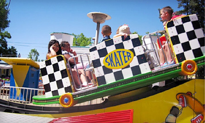 Lakeside Amusement Park - Lakeside: Admission and Unlimited Rides for Two or Four at Lakeside Amusement Park (Up to 55% Off)