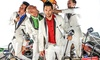 Recycled Percussion - Ames Center: Recycled Percussion at  Ames Center on September 28 at 2 p.m. (Up to 48% Off)