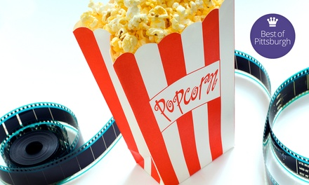 Drive-In Movie for Two or Four with Popcorn and Soda at Twin Hi-Way Drive-In (Up to 52% Off)