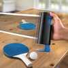 Black Series Portable Ping Pong Table Kit