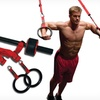 Body By Jake Weight-Training Rings