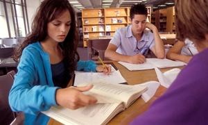 Tutorworks: A Math or English Tutoring Session from TutorWorks (42% Off)