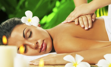 Spa Package for One or Two at Hawaii Natural Therapy Clinic (Up to 56% Off)