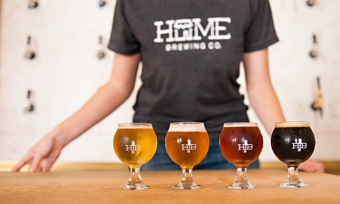 The Homebrewer - North Park: Intro to Brewing Class or a Beer Tasting for Two or Four at The Homebrewer/Home Brewing Co. (Up to 44% Off)