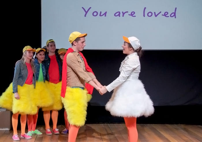 """Can Do Duck: The Musical"" - The Lynn Redgrave Theater at Culture Project: ""Can Do Duck: The Musical"" at Lynn Redgrave Theater on Feb. 8 - Mar. 8, Saturday and Sunday at 11 a.m. (Up to 50% Off)"