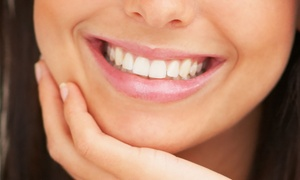 Dr Arpana Mohanlal: Teeth Whitening Treatment from R989 at Dr Arpana Mohanlal (Up to 67% Off)