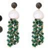 Lori Kassin Genuine Gemstone Earrings