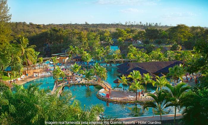 Rio quente resorts hotel giardino oferta do dia groupon for Groupon giardino