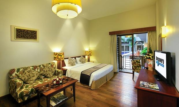JB: 5* Resort Stay + Spa Retreat 1