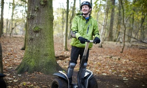 Segway Events: 30 or 60 Minutes Segway Rally Experience for One or Two at Segway Events (Up to 54% Off)