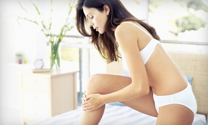 V MedSpa - Pacific - Edison: Six Laser Hair-Removal Treatments on a Small, Medium, or Large Area at V MedSpa (Up to 70% Off)