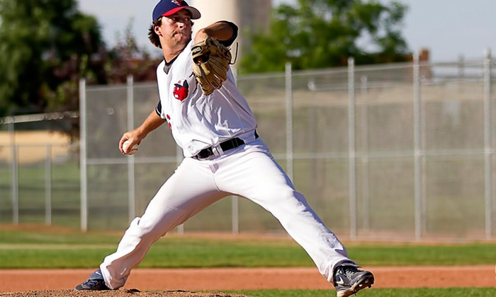 Windsor Beavers - Aaron Cook Field at Chimney Park: Windsor Beavers Home Game with Option for Food and Drink or Meet-and-Greet at Chimney Park (Up to 33% Off)