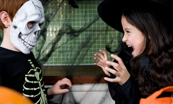 Cat's Ballroom - Memphis: One Admission to the Halloween Family Monster Dance Bash at Cat's Ballroom (50% Off). Three Options Available.