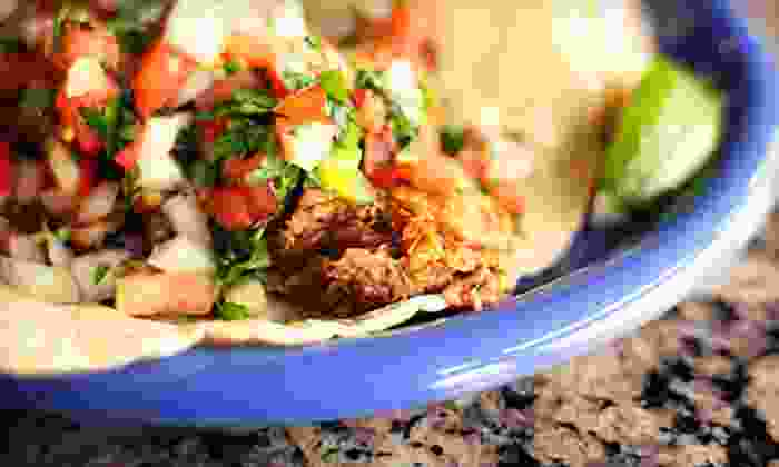 Tia's Cocina - Downtown Santa Fe: New Mexican Cuisine for Dinner at Tia's Cocina (Half Off). Two Options Available.