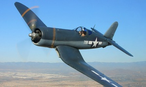 Planes of Fame: Planes of Fame Air-Museum Visit for Two or Four (Up to 45% Off)