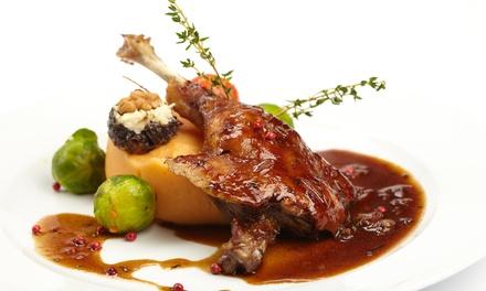 Menu » Plaisirs Gourmands» pour 2 ou 4 personnes dès 59,99 € au restaurant Une Autre Histoire