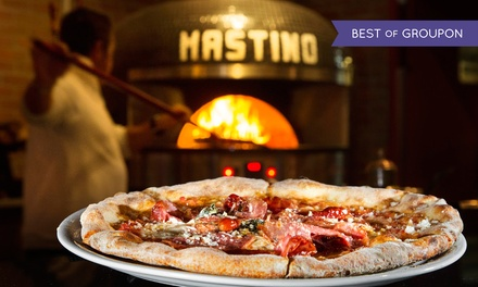 Introductory Pizza Class for Two or Four at Mastino Pizza Culinary Academy at Mastino by SoLita (Up to 50% Off)