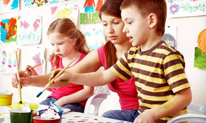 Building Blocks Daycare - Colonial Heights: Four Weeks of Daycare for Ages 3 Months to 3 Years at Building Blocks Daycare (50% Off)