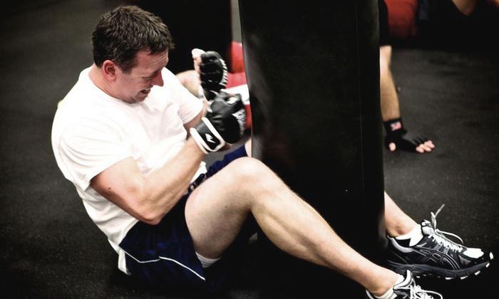 Krav Maga Houston - Multiple Locations: One Month of Unlimited Krav Maga or CrossFit Classes at Krav Maga Houston (Upto74%Off)