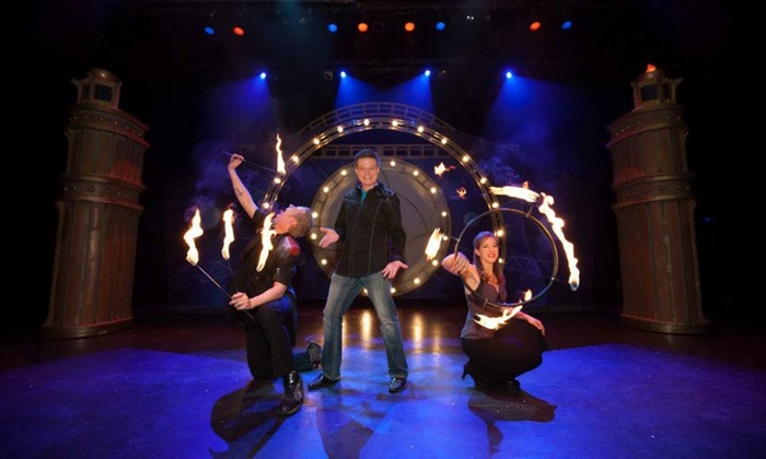 Magic and Comedy of Taylor Reed - Jim Stafford Theater: The Magic and Comedy of Taylor Reed, March 3–December 30