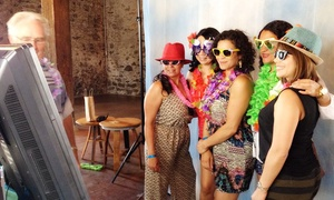 Photo Booth Sonoma: $399 for a Three-Hour Photo-Booth Rental with Props and Prints from Photo Booth Sonoma ($899 Value)