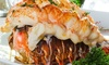 Harbour House Crabs: Blue Crab, Jumbo Shrimp, and Other Seafood from Harbour House Crabs (Up to 42% Off). Four Options Available.