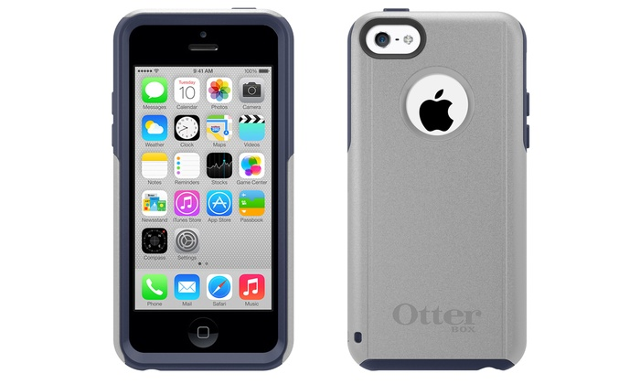 separation shoes 9cdb3 ebd14 Otterbox Commuter iPhone 5c Case | Groupon Goods