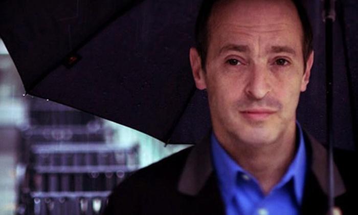 David Sedaris - Sherman Hill: $29 to See David Sedaris at Hoyt Sherman Place on April 17 at 7:30 p.m. (Up to $57.40 Value)