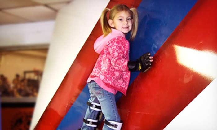 Buckaroos - Denver West: Indoor Fun Park Passes for Two or Four at Buckaroos (Up to 55% Off)