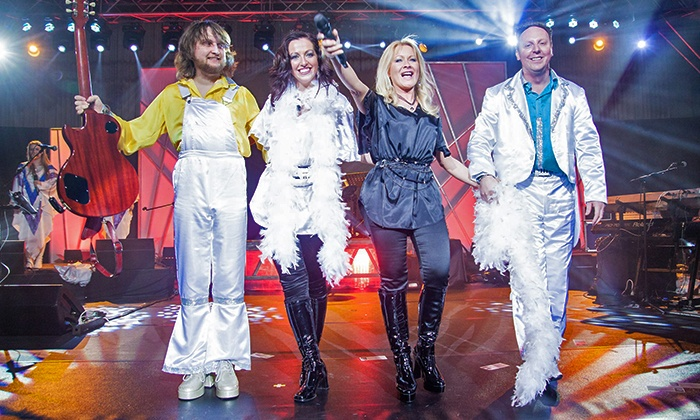 Abbamania - Bergen Performing Arts Center: ABBA Mania at Bergen Performing Arts Center on November 12 (Up to 52% Off)