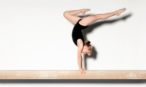 Gym America - Gymnastics & Dance Center: Gymnastics Classes & Parties at Gym America - Gymnastics & Dance Center (UP to 55% Off). Four Options Available.