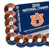 Auburn Football 2010 Perfect Season DVD Box Set