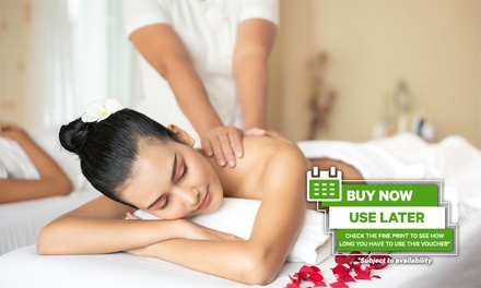 90-Minute Pamper Package for One ($79) or Two People ($155) at Royal Thai Massage at Q1 (Up to $230 Value)
